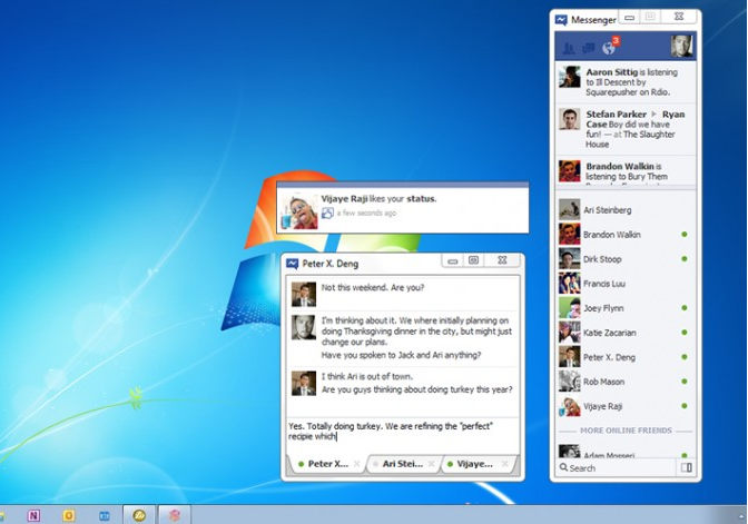 Facebook,Facebook Messenger,Facebook Messenger without browser