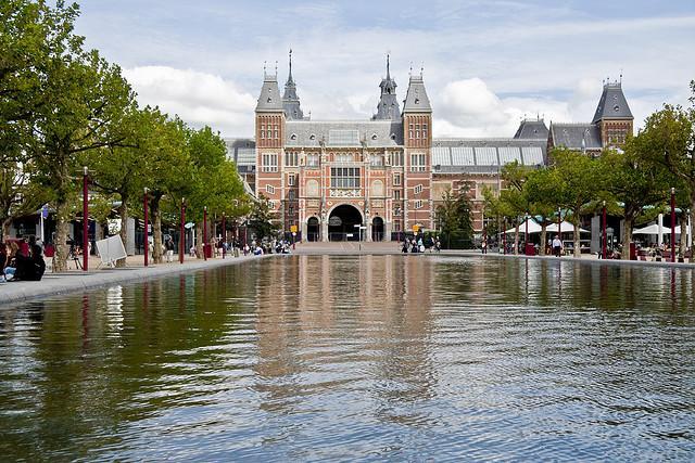 المتحف الوطني بأمستردام   أهم متحف للفنون و التاريخ في هولندا