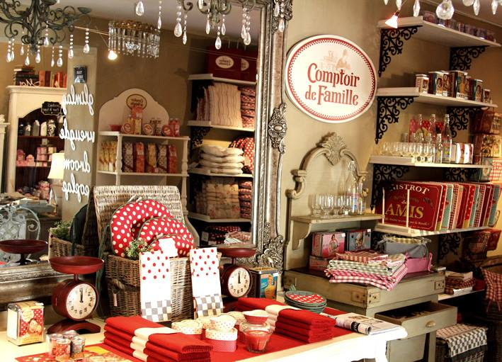 Moi decor we 39 ve launched our comptoir de famille concept - Boutique comptoir des cotonniers paris ...