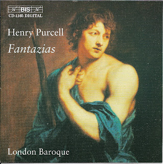 Henry Purcell: Fantazias (London Baroque)