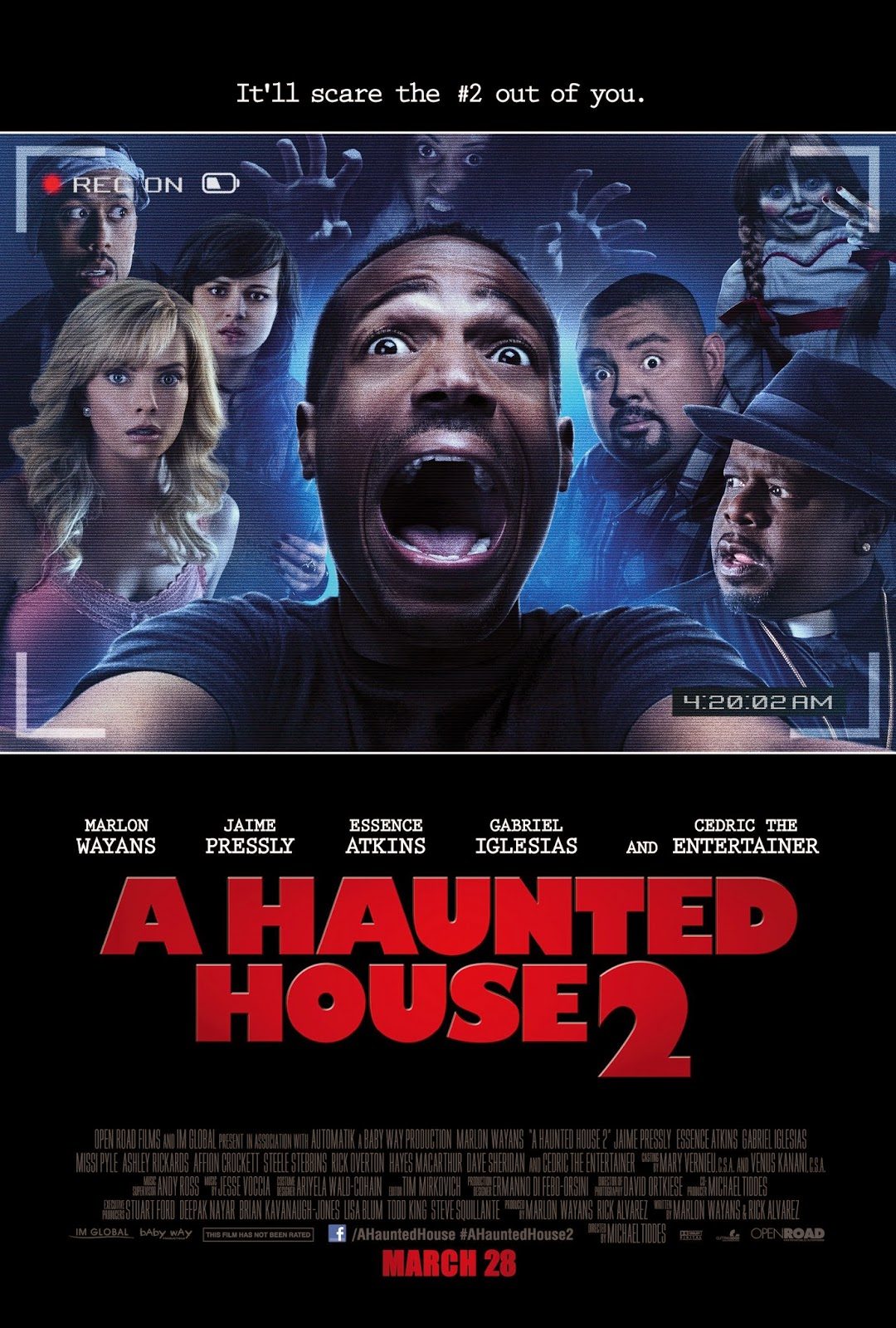 Watch A Haunted House 2 Online Free