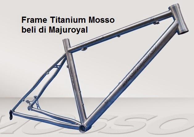 """Frame Titanium Mosso 26"""""""