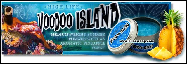 High Life VOODOO ISLAND Pomade