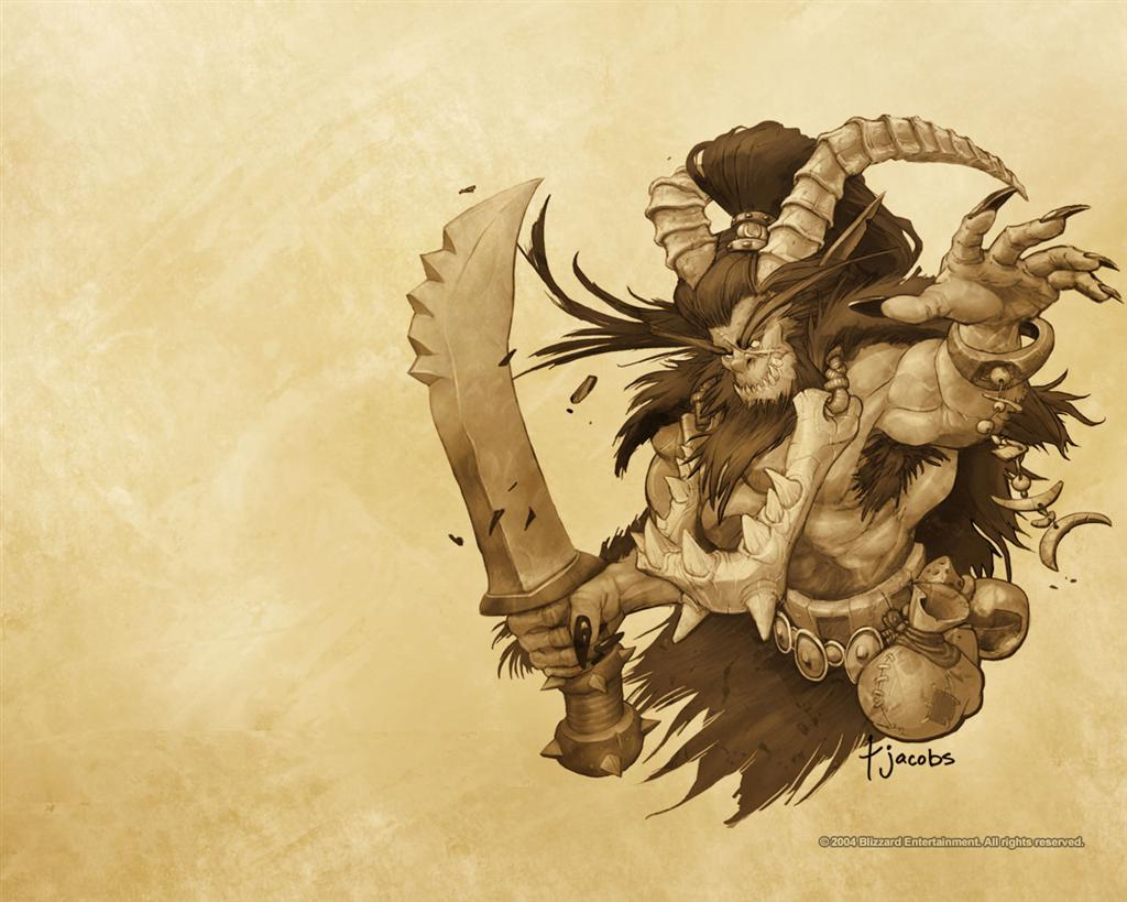 World of Warcraft HD & Widescreen Wallpaper 0.502810296585516