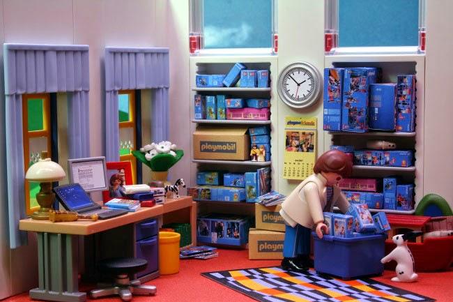 Playmobil coleccionista de Playmobil