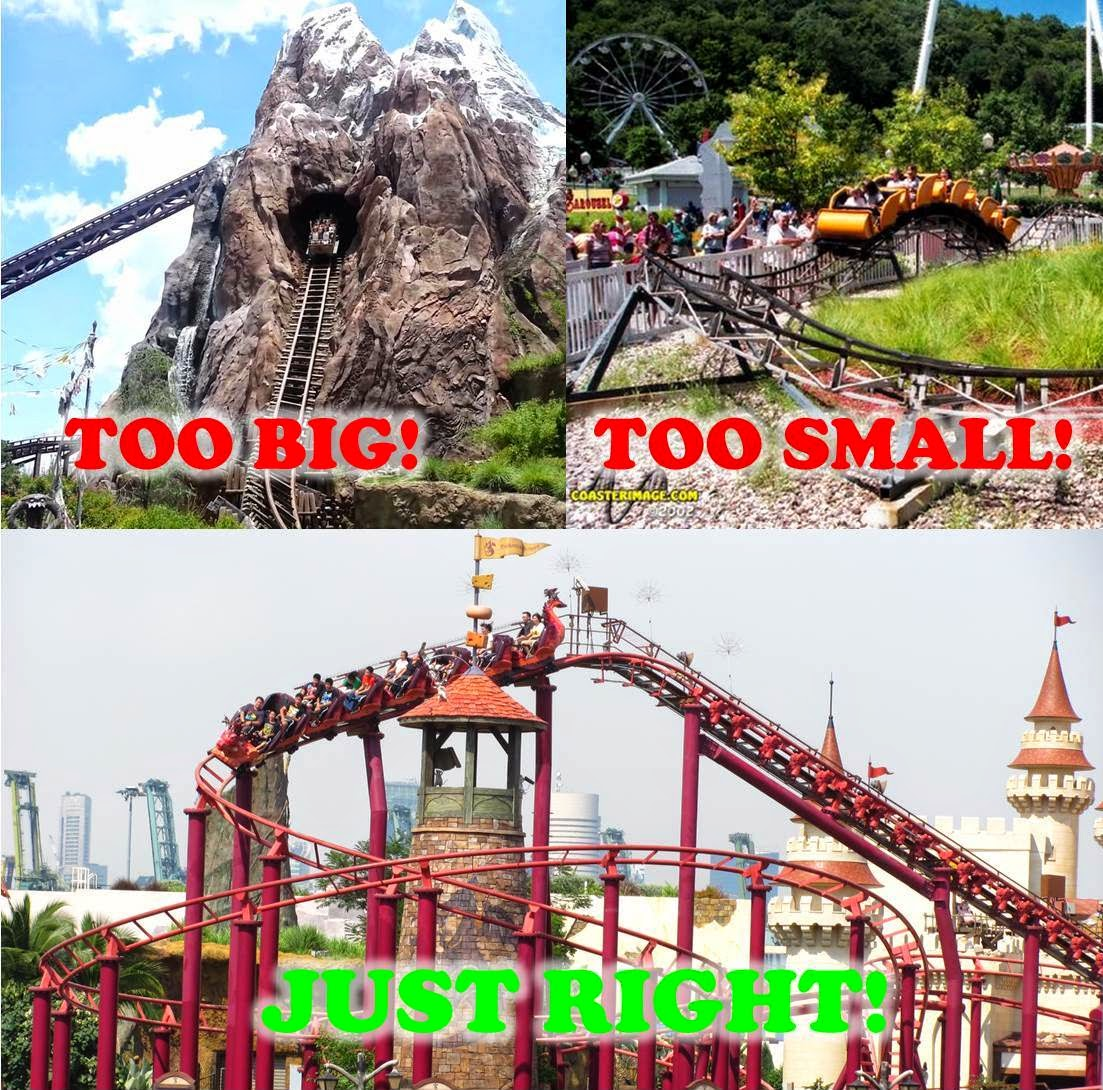 First time ride roller coaster guide. Common mistakes