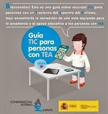 Guía TIC para personas con TEA