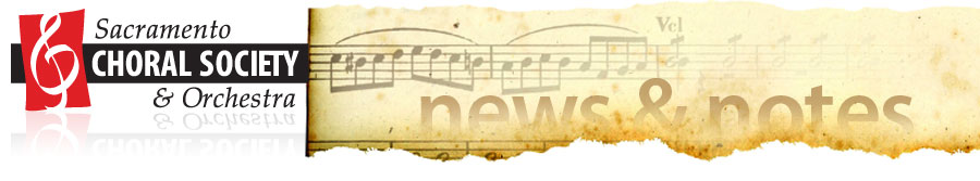 Sacramento Choral Society & Orchestra