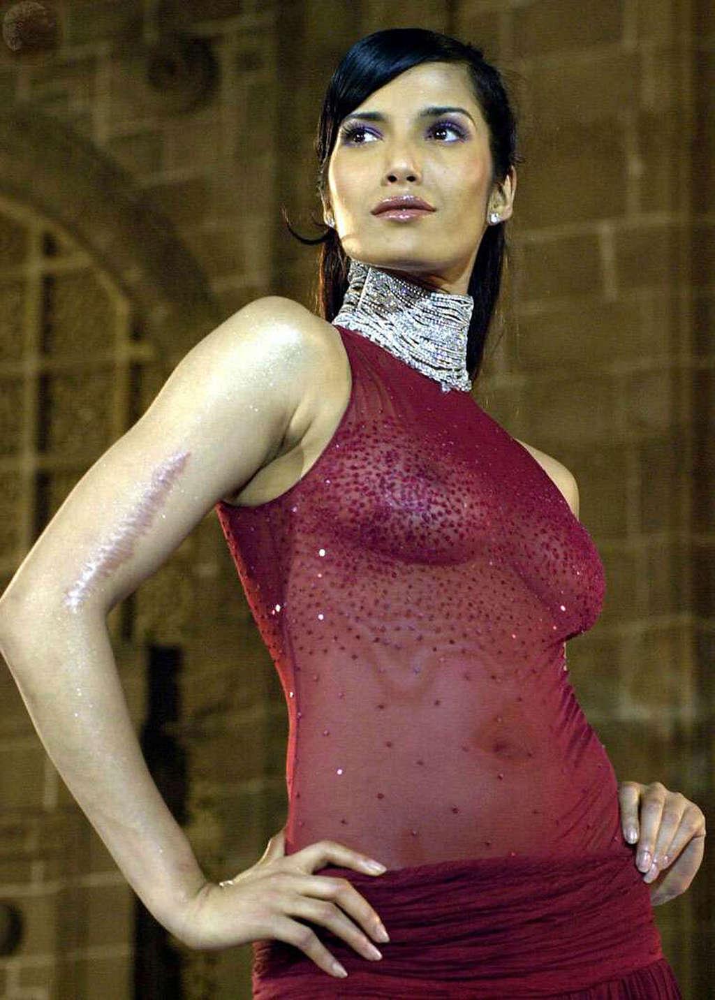 arianny celeste: Indian Super Model Padma Lakshmi lets