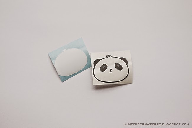 Diy Panda Phone Sticker Free Panda Graphic Minted