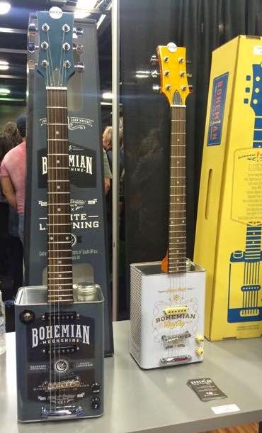 Bohemian Guitars image