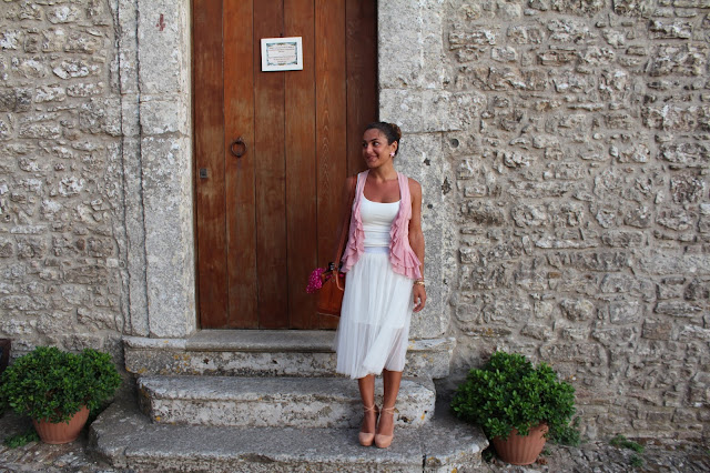Erice, blogger sicilia, outfit