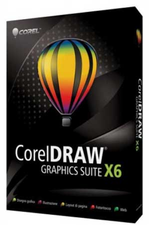 CorelDRAW Graphics Suite X6 v16.1.0.843 portable