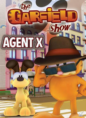 Download The Garfield Show Agent X (2012) DVDRip 140MB Ganool
