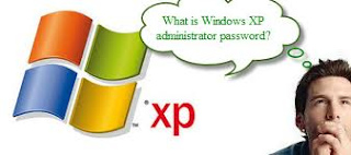 administrator windows xp