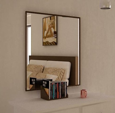 jun aguelo 3d artist render a mirror in 3ds max and vray
