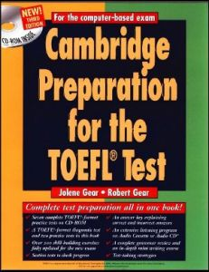 Cambridge Preparation for the TOEFL Test Book Review