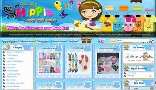 Toko Online Bayi dan Anak