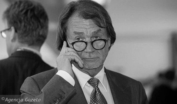 Jan Kulczyk nie żyje.