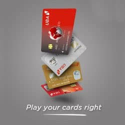 Play your cards right!