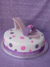 Princess Stefy Cake