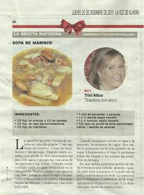 La Voz de Almería 22 de Diciembre 2011