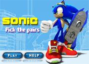 Sonic Pick The Pairs
