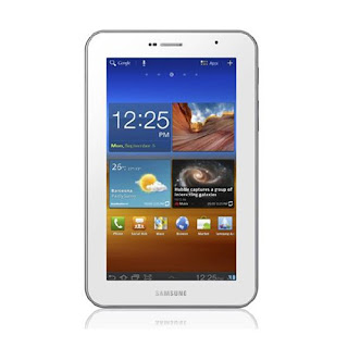 Samsung P6200 Galaxy Tab 7.0 Plus White
