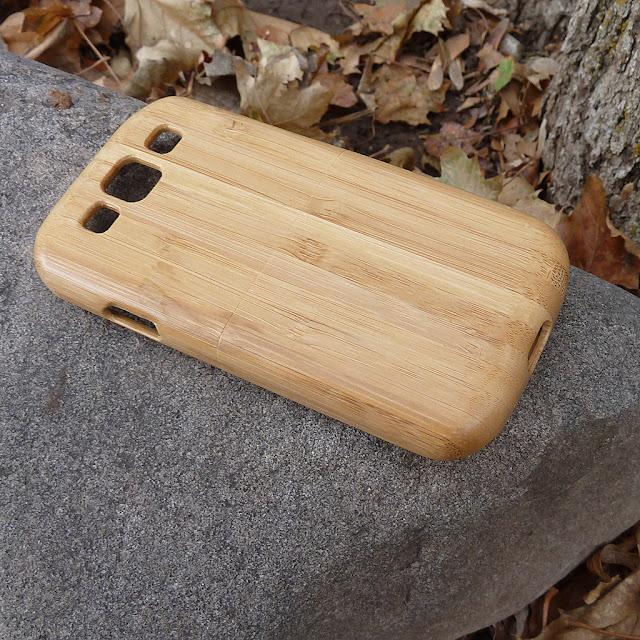 Bamboo Galaxy S3 Case3