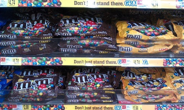 baking with yummy m&ms #shop