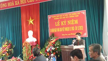 Đảng ủy; UBND... phát biểu