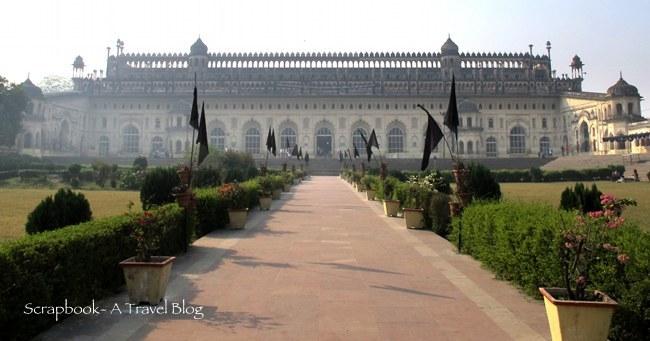 Bhool bhulaiyan Lucknow
