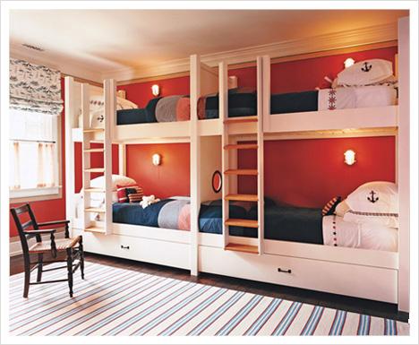 Mesmerizing Boys Kids Bedroom Idea