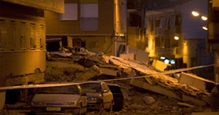 زلزال اسبانيا 2011