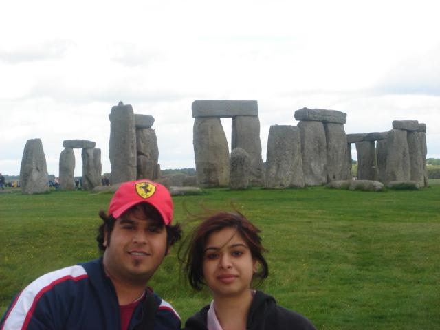 Stone Henge London