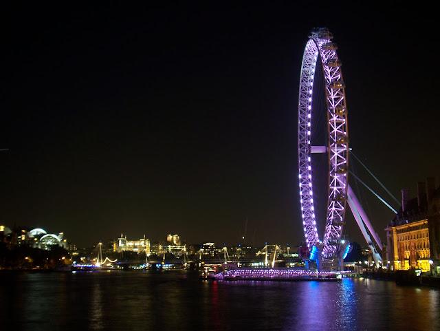 7 عين لندن من أجمل المعالم جذبا في لندن ، تخيل أن تري مدينتك كلها بنظرة واحدة