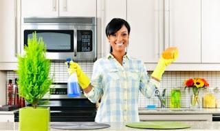 Tip Rumah Kemas dan Bersih