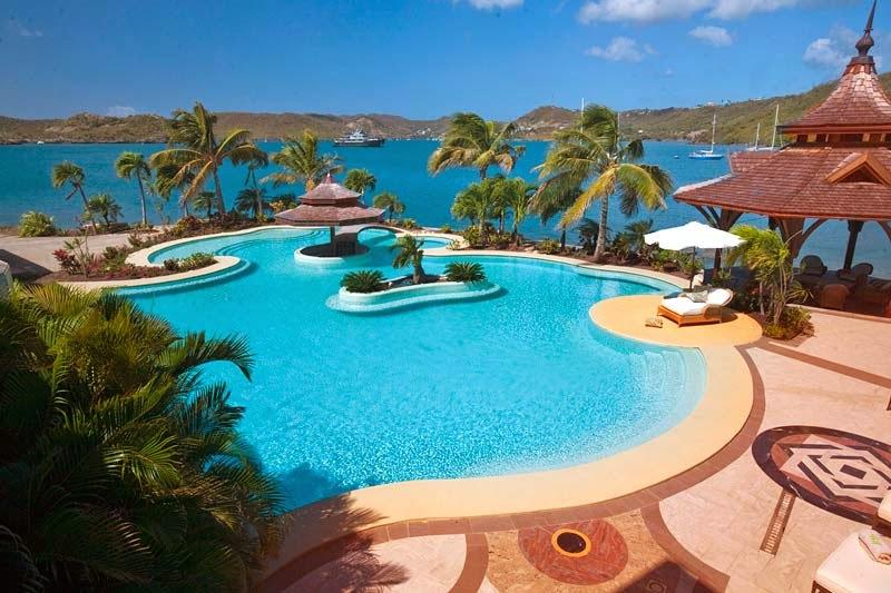 Percutian Di Resort Paling Mahal Di Dunia