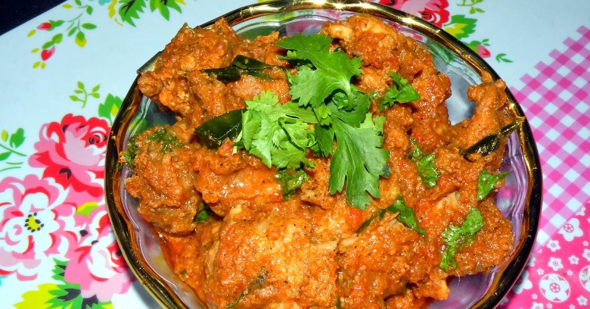 Easy Chicken Masala Recipe ~ Full Scoops