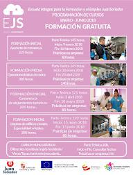Escuela de Formación en León 2018