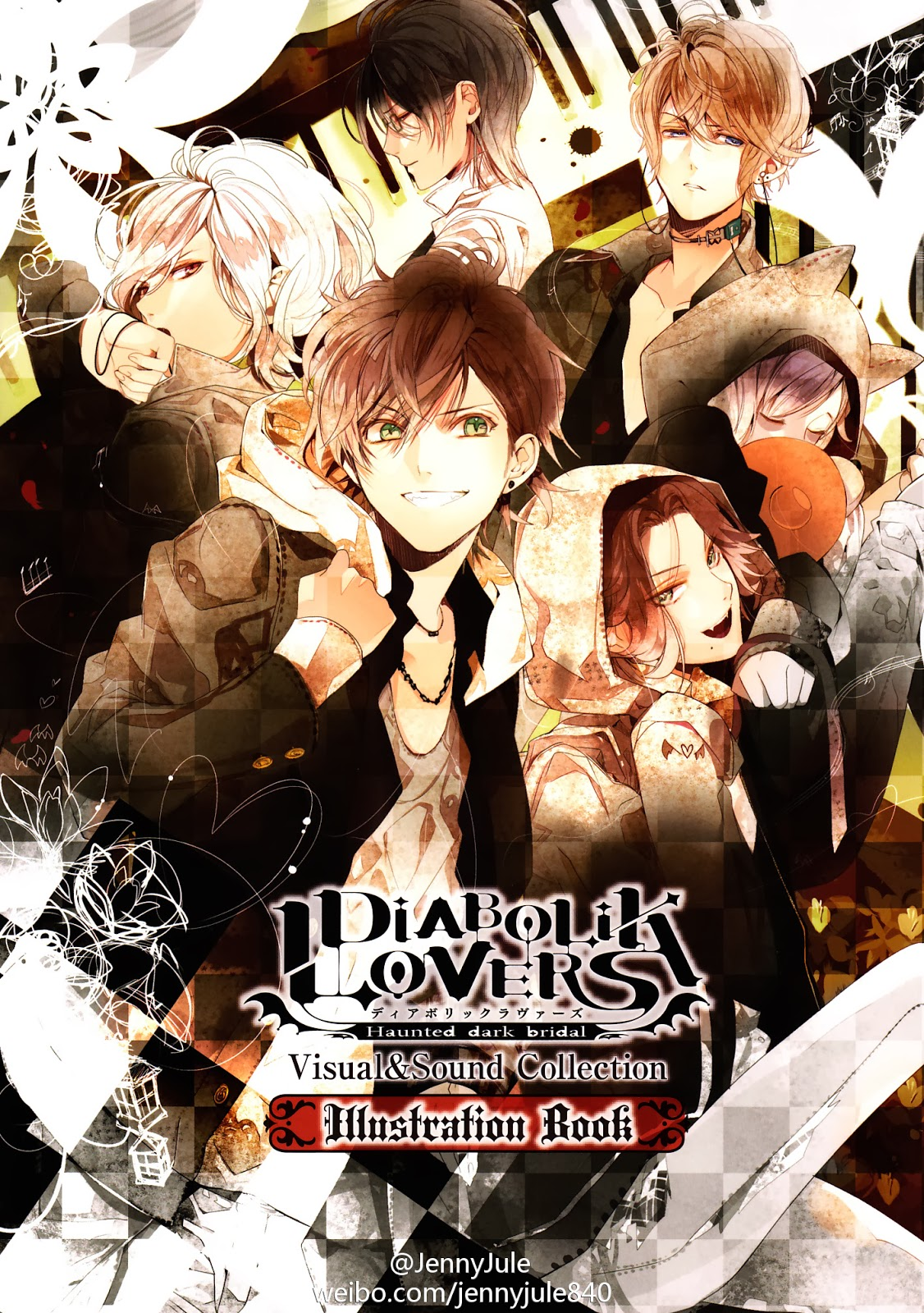 Here is some awesome animes if you are in the halloween mood title diabolik lovers genres romance comedy