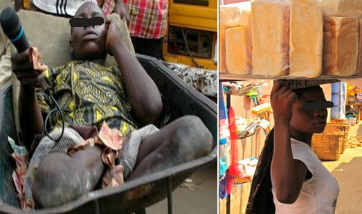 crippled man jailed raping bread seller