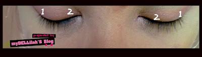 swatch of Viva Queen eyeshadow