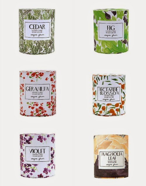 Virginia Johnson candles