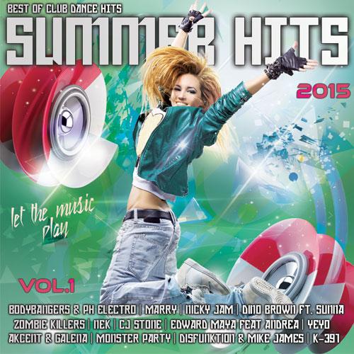 Summer Hits Vol. 1 (2015)