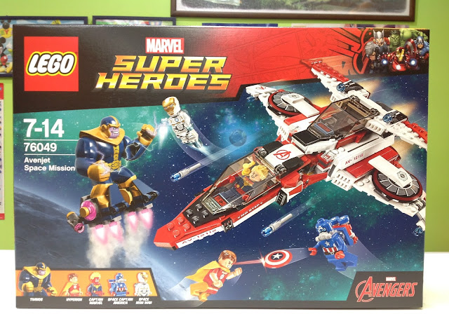 DeToyz Shop: 2016 Lego Superheroes and Lego Creator new arrival