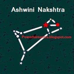 Ashwini Nakshatra in Astrology , अश्विनी नक्षत्र फलादेश
