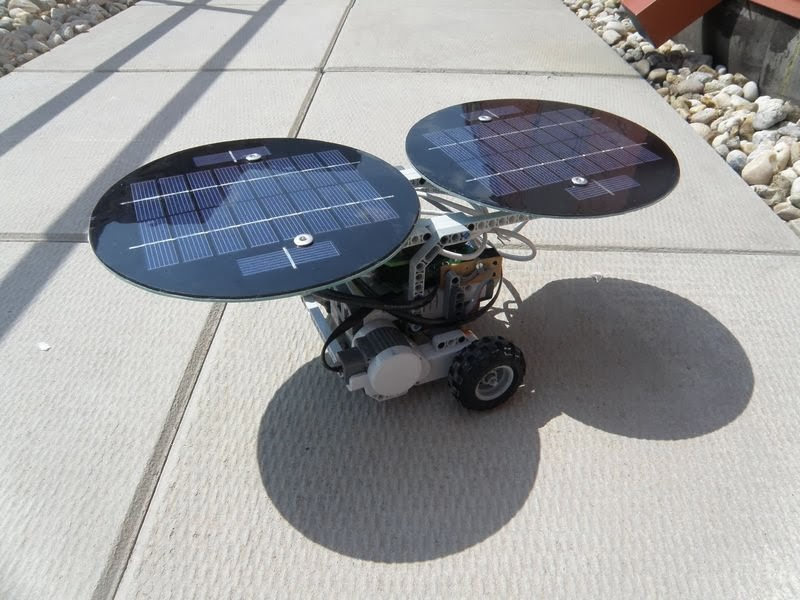 dSolar Rover