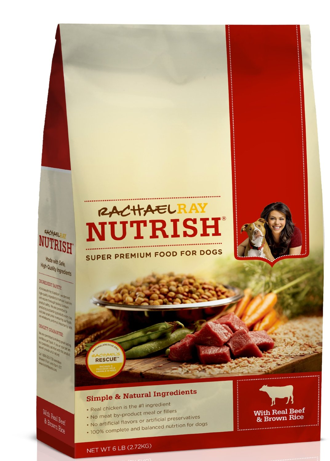 This Mama Shops Review Rachael Ray Nutrish Dry Dog Food Beef