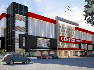 Quin Centro Palembang Hotel, 3 Bintang 200K